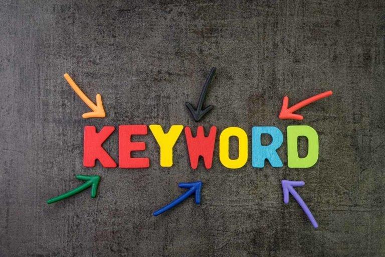 בחירת מילות מפתח לקידום
